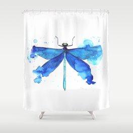 Libellule Shower Curtain