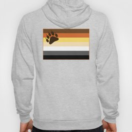 Bear Flag Paw Edition Hoody
