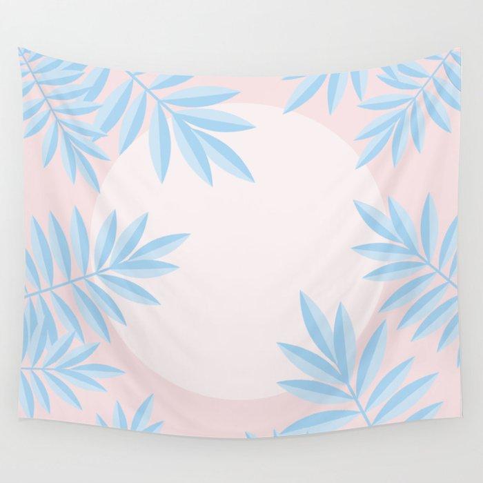 Summer Jungle Wall Tapestry