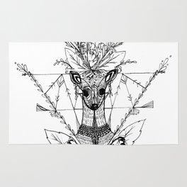 Deerly Beloved Rug