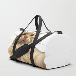 Cat Selfie Duffle Bag