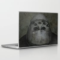 doctor Laptop & iPad Skins featuring doctor by Liu Yen-Chen