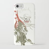 dracula iPhone & iPod Cases featuring Dracula by JoJo Seames