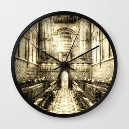 Rochester Cathedral Vintage Wall Clock