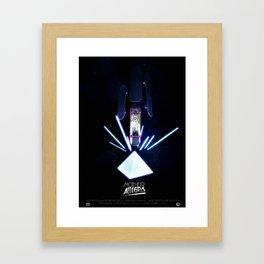 Mother Allegra Framed Art Print