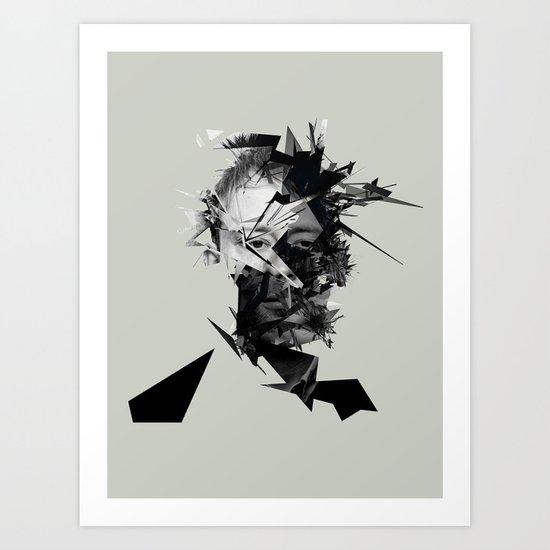 Thom Yorke. Art Print