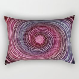 Sawblade Rectangular Pillow