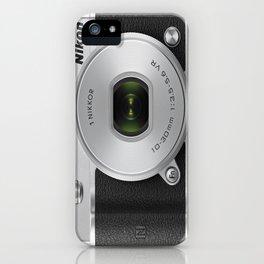 Nikon Phone case iPhone Case