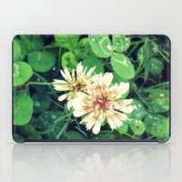clover iPad Cases featuring Clover by ADH Graphic Design