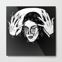 Naomi Smalls Metal Print