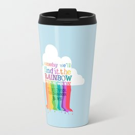 the rainbow connection.. the muppets Travel Mug