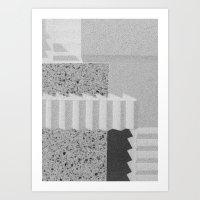 Stairs #1 Art Print