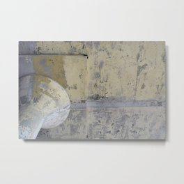 Paint the Ceiling Metal Print