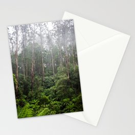 Forest and Fog Stationery Cards