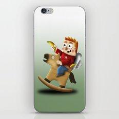 Children's imagination iPhone & iPod Skin