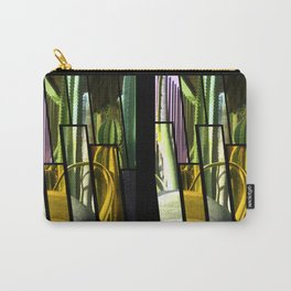 Cactus Garden Tinted 1 Carry-All Pouch