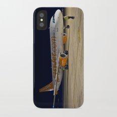 Airplane iPhone X Slim Case