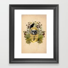 The Forgotten Framed Art Print