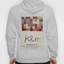 Paul Klee - Vintage French exhibition poster 1955 Hoody