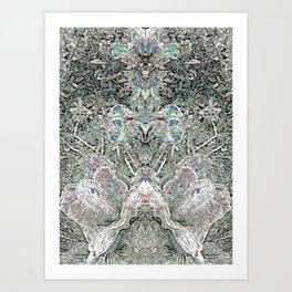 Living Garden Art Print