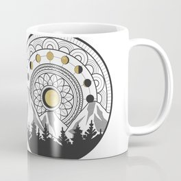 Moon Forest Coffee Mug