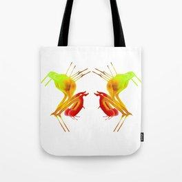 Hummingbird Double Vision Tote Bag