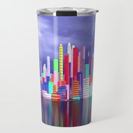 city in nowhereland Travel Mug