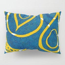 Linocut Print_1 Pillow Sham
