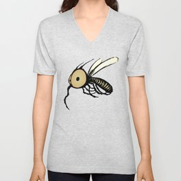 Paquito Mosquito Unisex V-Neck