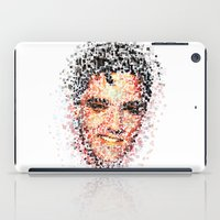 elvis iPad Cases featuring Elvis  by Msimioni