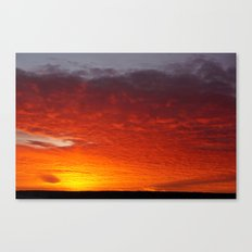 New Dawn, New Day, New Era Canvas Print