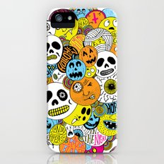 Halloween Print iPhone (5, 5s) Slim Case