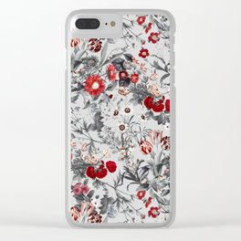 EXOTIC GARDEN XVII Clear iPhone Case