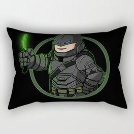 YOU WILL BLEED! Rectangular Pillow