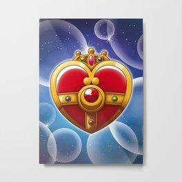 Sailor Moon - Cosmic Heart Metal Print