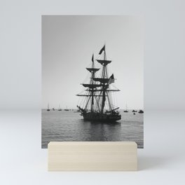 Setting Sail Mini Art Print