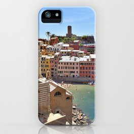 Italian Beauty iPhone Case