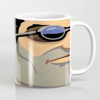 skyrim Mugs featuring Ben by Be Yourself