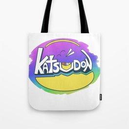 Katsudon Tote Bag