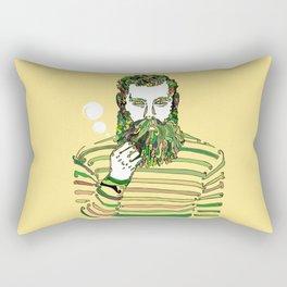 Sea Wolf Ghost (Yellow Version) Rectangular Pillow