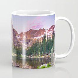 Lone Eagle Peak Coffee Mug