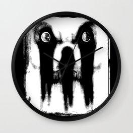 Sir Blackheart Wall Clock