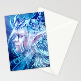 Millenium of Solitude Stationery Cards