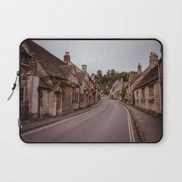 little quiet village Laptop Sleeve
