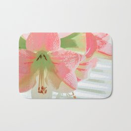 Delectable in Pink Bath Mat
