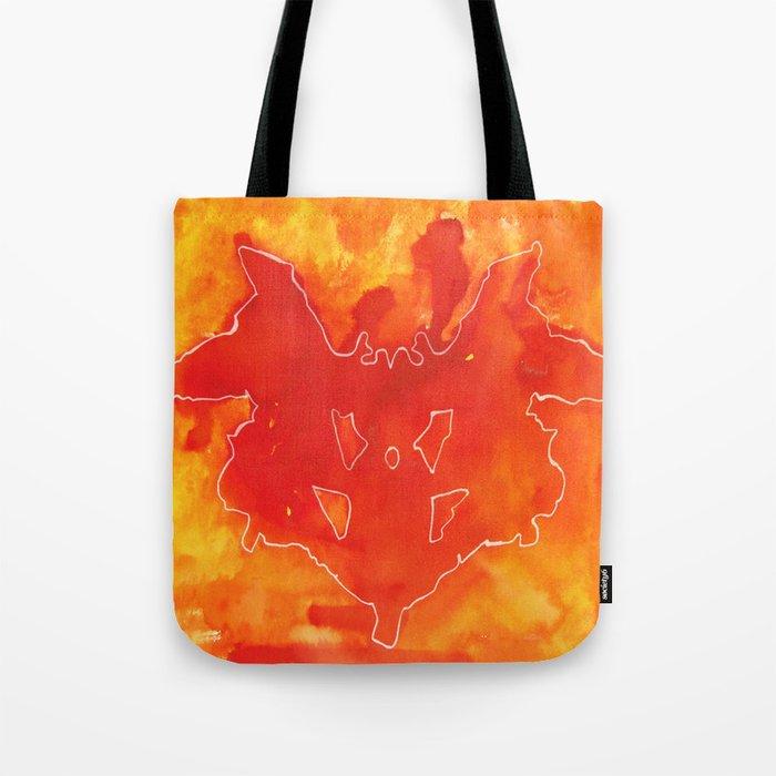 Natural footprint Tote Bag