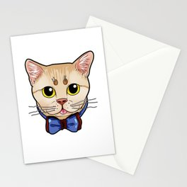Munchkin cat Kitty Face Love Housecat Cats Comic Stationery Cards