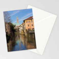 Bridge with a view Stationery Cards