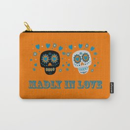 Madly In Love Carry-All Pouch