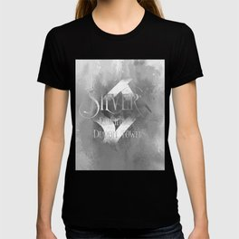 SILVER for the Demon Towers. Shadowhunter Children's Rhyme. T-shirt